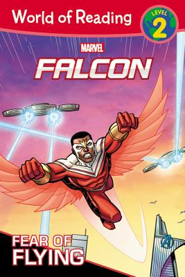 World of Reading:Falcon Fear of Flying (Level 2 Early Reader): Level 2 Cover Image