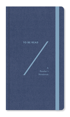 To Be Read: A Booklover's Notebook Cover Image