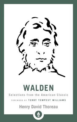 Walden: Selections from the American Classic (Shambhala Pocket Library #18) Cover Image