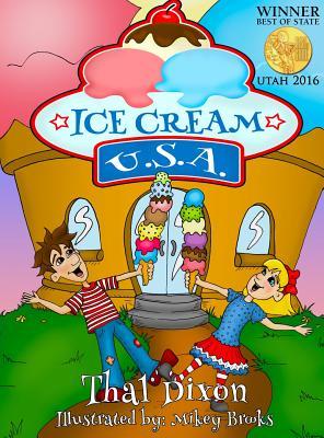 Ice Cream USA Cover Image