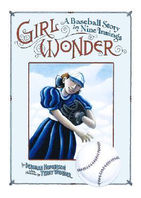 Girl Wonder: A Baseball Story in Nine Innings Cover Image