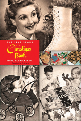 The 1942 Sears Christmas Book Cover Image