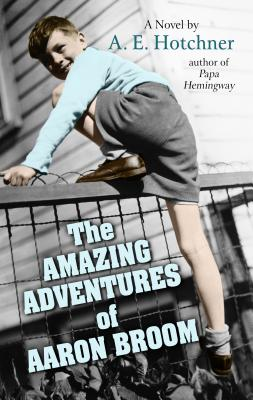 The Amazing Adventures of Aaron Broom Cover Image