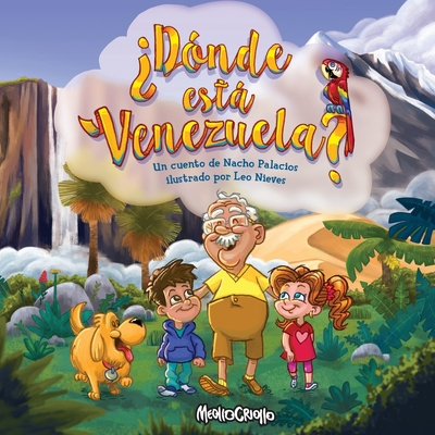 Donde esta Venezuela? Cover Image