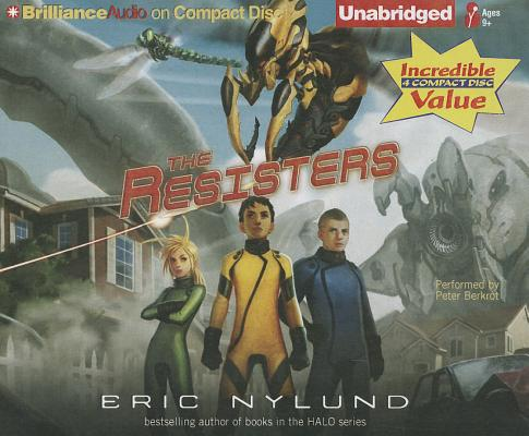 The Resisters (Resisters (Audio) #1) Cover Image