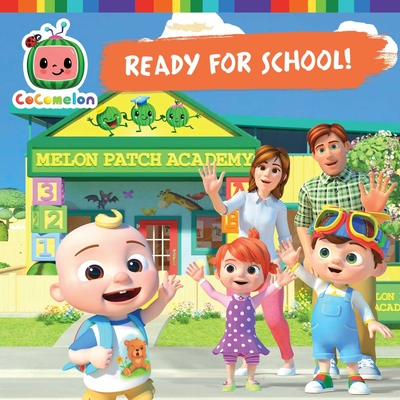 CoComelon Ready for School! Cover Image
