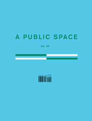 A Public Space No. 30 Cover Image