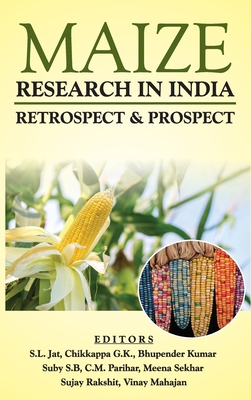 Maize Research In India: Retrospect & Prospect Cover Image