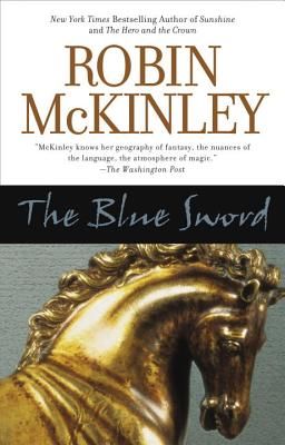 The Blue Sword Cover Image