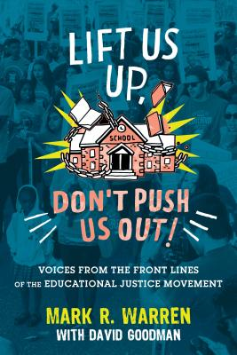 Lift Us Up Dont Push Us Out book cover