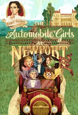 The Automobile Girls at Newport by Aunt Claire