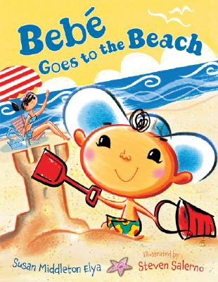 Bebe Goes to the Beach Cover