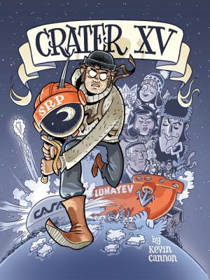 Crater XV Cover