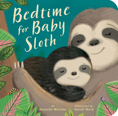 Bedtime for Baby Sloth Cover Image