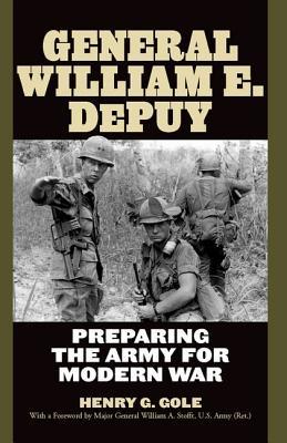 Cover for General William E. Depuy