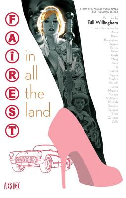 Fairest in All the Land Cover