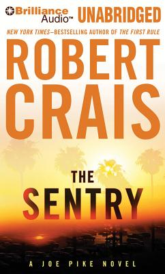 The Sentry (Elvis Cole Novels #14) Cover Image