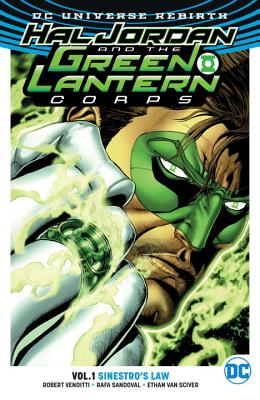 Cover for Hal Jordan and the Green Lantern Corps Vol. 1