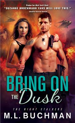Cover for Bring on the Dusk (Night Stalkers #6)