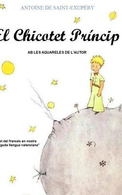 El Chicotet Príncip Cover Image
