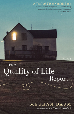 The Quality of Life Report Cover