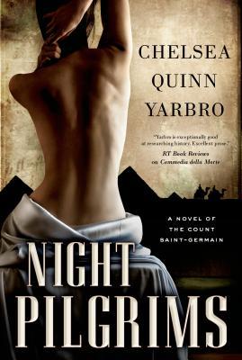 Cover for Night Pilgrims
