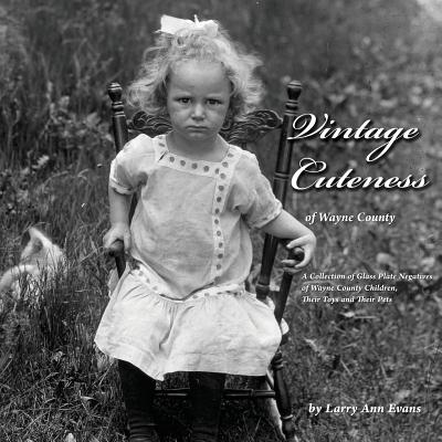 Vintage Cuteness of Wayne County Cover Image