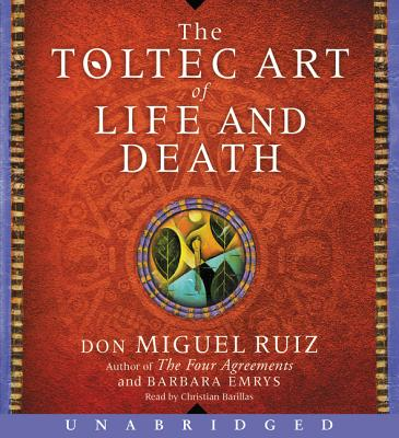 The Toltec Art of Life and Death CD Cover Image