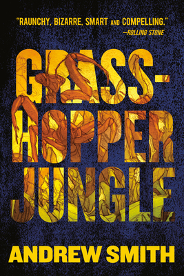 Grasshopper Jungle Cover Image