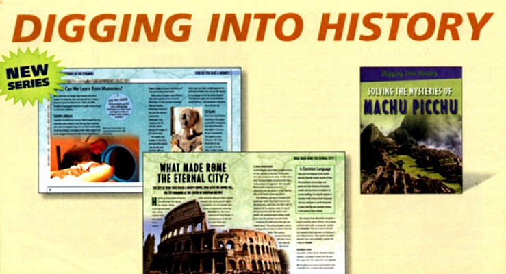Digging Into History Cover Image
