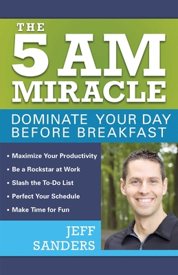 Cover for The 5 A.M. Miracle