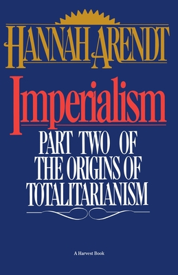 Imperialism: Part Two Of The Origins Of Totalitarianism Cover Image