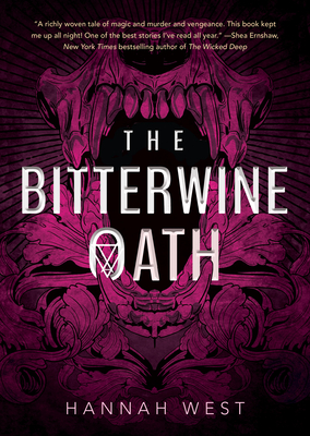 Cover for The Bitterwine Oath