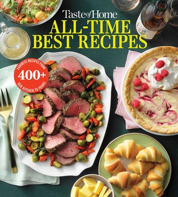 Taste of Home All Time Best Recipes Cover Image