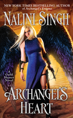 Archangel's Heart (A Guild Hunter Novel #9) Cover Image