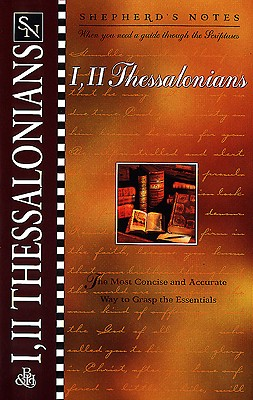 I & II Thessalonians Cover