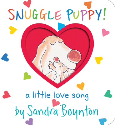 Cover for Snuggle Puppy! (Oversized Lap Edition) (Boynton on Board)