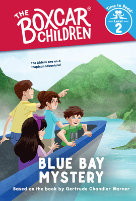 Blue Bay Mystery (the Boxcar Children: Time to Read, Level 2) Cover Image