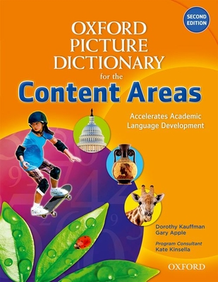 Oxford Picture Dictionary for the Content Areas English Dictionary (Oxford Picture Dictionary for the Content Areas 2e) Cover Image