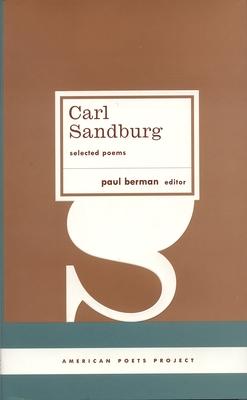 Carl Sandburg Cover