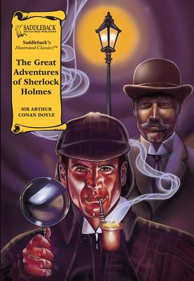The Great Adventures of Sherlock Holmes Cover Image