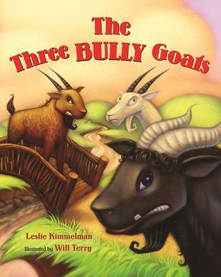 The Three Bully Goats Cover