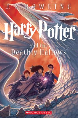 Harry Potter and the Deathly Hallows (Book 7) Cover Image