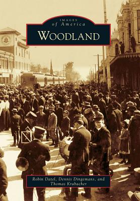 Woodland (Images of America (Arcadia Publishing)) Cover Image