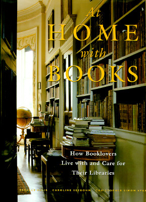 At Home with Books Cover