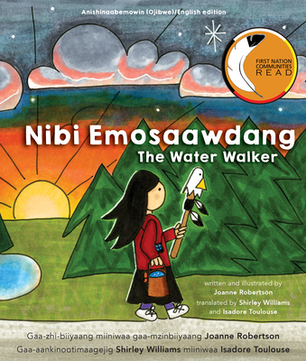 Nibi Emosaawdang/The Water Walker Cover Image