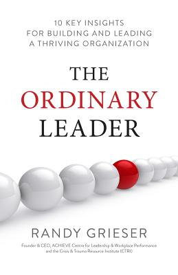 Cover for The Ordinary Leader
