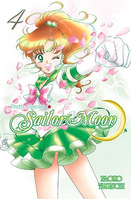 Sailor Moon, Volume 4 Cover