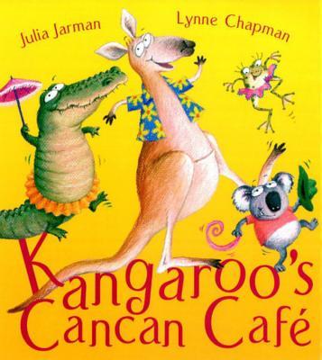 Kangaroo's Cancan Cafe Cover