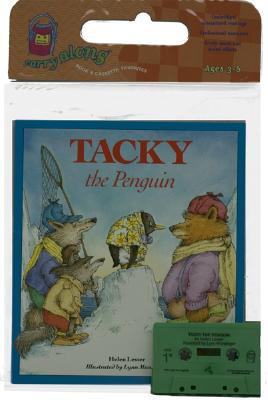 Tacky the Penguin Book & Cassette Cover Image